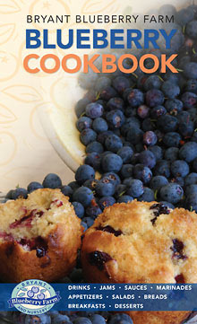 Cookbook Bryant Blueberry Farm